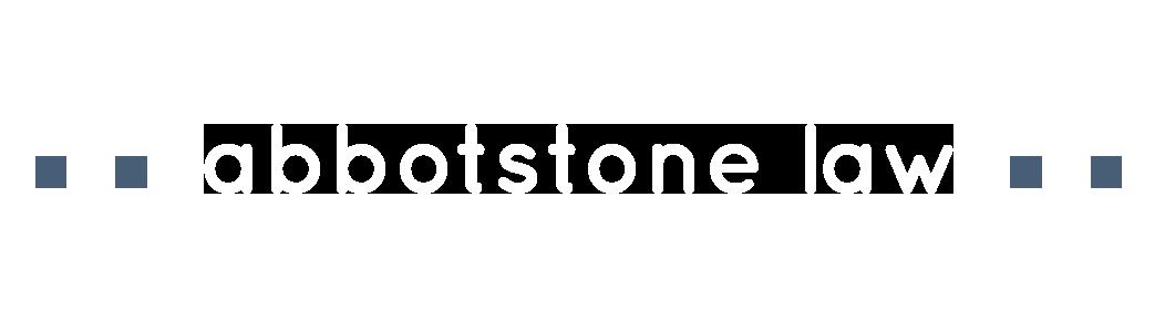 Abbotstone Law Logo
